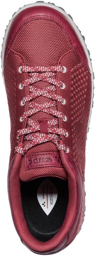 VAUDE UBN Levtura - Chaussures Femme - rouge UK 5 OgF4SUMXV